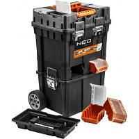 Ящик для инструментов Neo Tools мобильная мастерская (84-115)