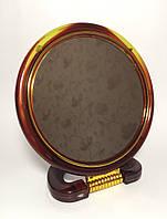 Зеркало косметическое с 2-х кратным увеличением. Диаметр 15 см.