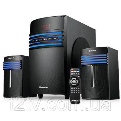 Акустическая система REAL-EL M-540 black