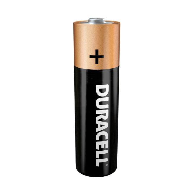 Батарейка DURACELL Basic R6(AA) 1.5V LR6 блистер - 12шт. коробка - 120шт.