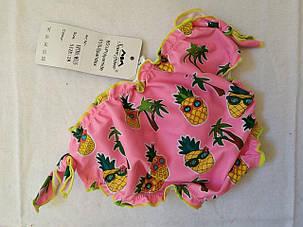 Плавки SAME GAME  для девочек Пальмочка розовый 525(есть  28 30 32 размеры), фото 2