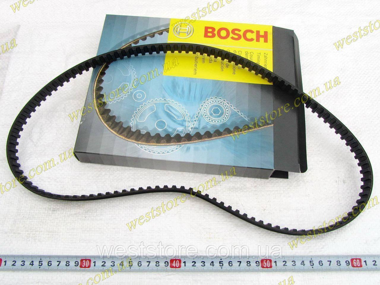 Ремень ГРМ Газораспределительный ВАЗ 2108, 2109, 21099, 1987949095, Bosch (Бош)