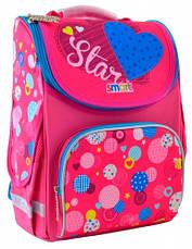 Рюкзак школьный, каркасный Сolourful spots (12 л) «Smart» (555900), фото 2