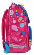 Рюкзак школьный, каркасный Сolourful spots (12 л) «Smart» (555900), фото 3