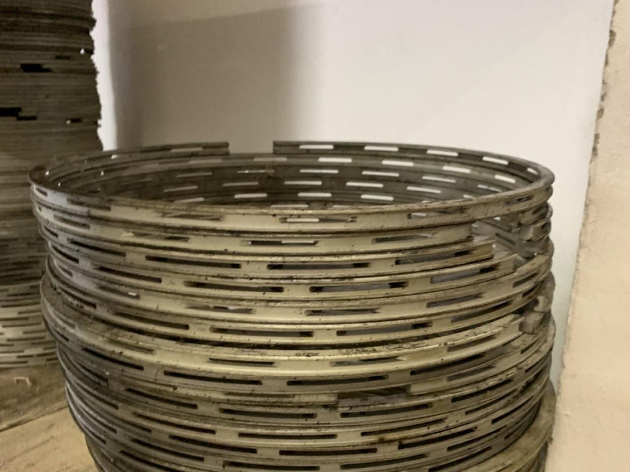 Кольцо поршневое маслосъёмное Д67.08.04.05 Р1/Р2БМЗ ЗАП