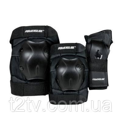 Комплект защиты Powerslide 903239 Standard Tri-Pack Men XL 2018 (4040333499603)