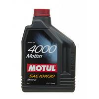 MOTUL 4000 Motion 10W-30 2л
