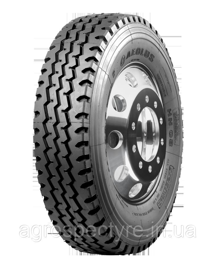 Грузовая шина 12,00R20/18 154/149K HN08 TT Aeolus з обідною стрічкою