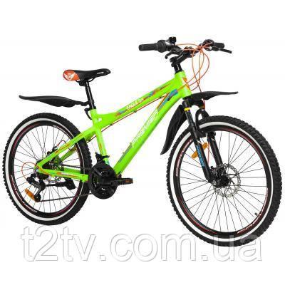 """Велосипед Premier Eagle 24 Disc 15"""" Green 2018 (SP0004917)"""