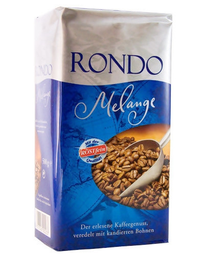 Кава мелена Rondo Melange 500 g.