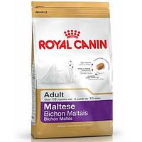 Royal Canin Maltese Adult Сухой Корм Для Взрослых Собак Мальтийской Породы Старше 10 Месяцев, 500 Г
