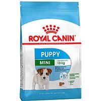 Royal Canin Mini Puppy Сухой Корм Для Щенков Мелких Пород До 10 Месяцев, 800 Г