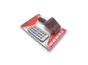 Модулятор для Автомобиля, трансмиттер для авто 963 FM, автомобильный плеер для музыки, Передатчик фм, фото 3
