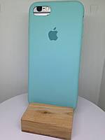 Підставка EcoLife під телефон iPhone з натуральної деревини. Абрикос.
