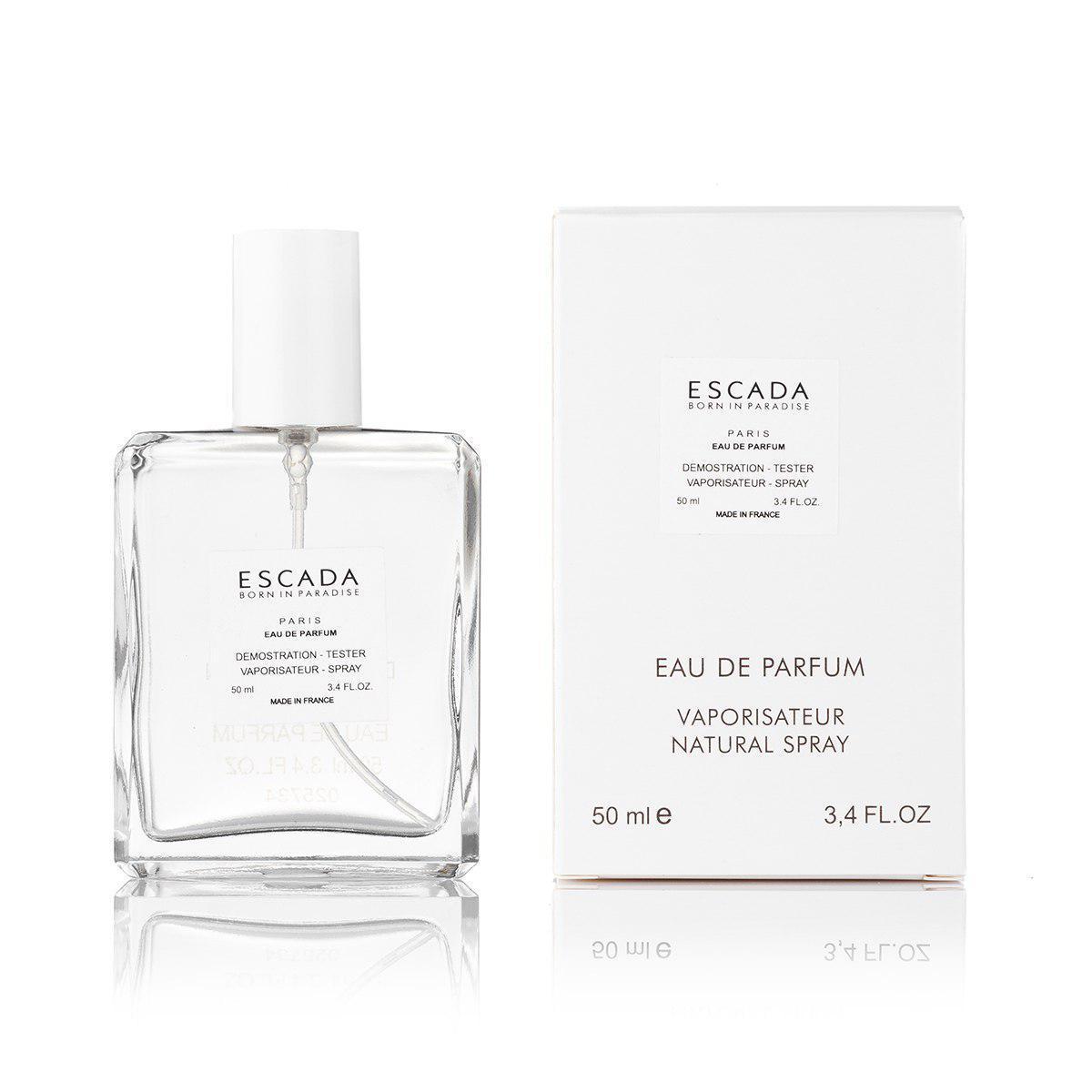 50 мл тестер мини-парфюм  Escada Born in Paradise (ж)