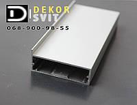 Рамочный фасадный алюминиевый профиль Р 34