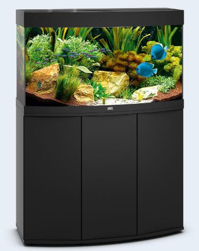 тумба для аквариума черная