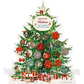 """Адвент календарь Spiegelburg """"Рождественская елка"""""""