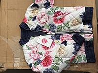 Куртки для девочек glo-story,двусторонние, фото 1