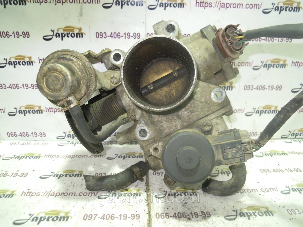 Дроссельная заслонка в сборе Nissan Almera N16 2000-2006г.в 1.8 бензин