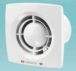 Бытовой вентилятор Вентс 100 Х1В (оборудован шнурковым выключателем), фото 2
