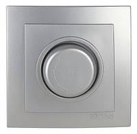Диммер, светорегулятор 600W поворотный Nilson Touran Metallik (серебро, золото, шампань, антрацит)