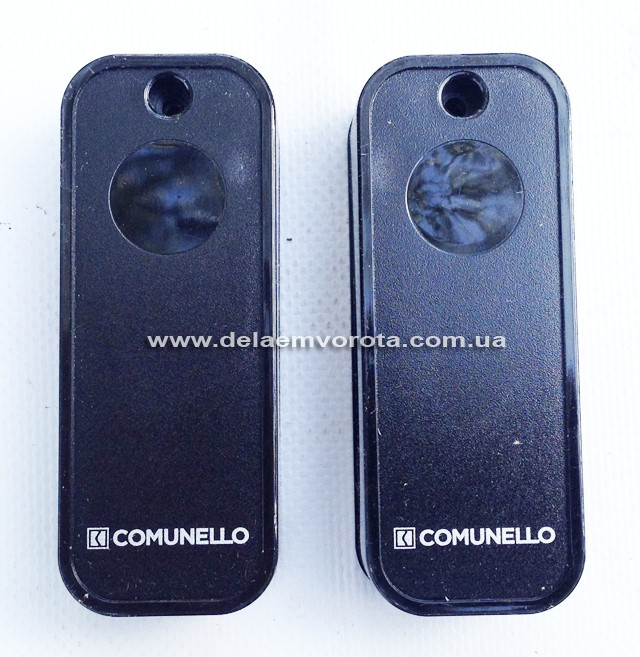 Comunello фотоэлементы