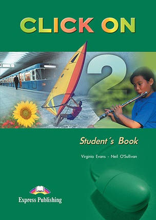 Click On 2 Student's Book, фото 2