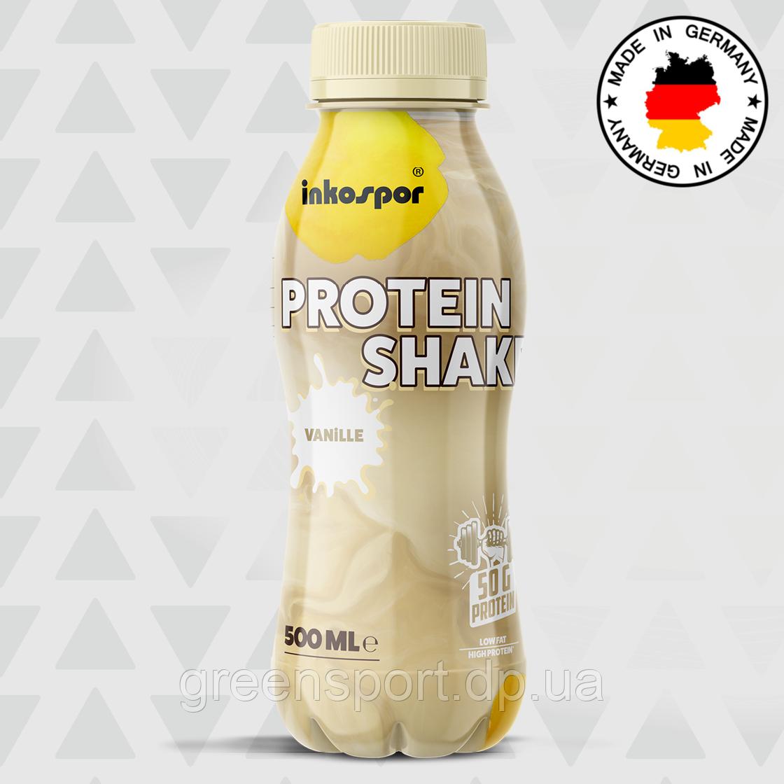 Протеин Inkospor Protein Shake (500 мл) Ваниль