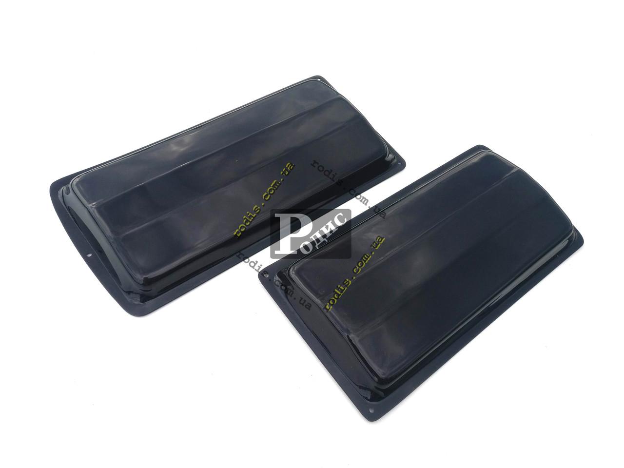 Защита фары на ВАЗ 2106 (темная)