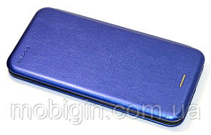 Чехол-книжка Samsung A205 Galaxy A20 2019 синяя G-Case Ranger Elite