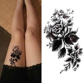Флеш тату (flash tattoo), Боди арт