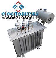 Масляный силовой трансформатор ТМ-100 кВА, ТМГ-100 кВа, Трансформатор масляный ТМ 100 кВА 6-10 кВ