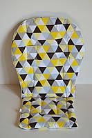 Вкладыш треугольники крупные