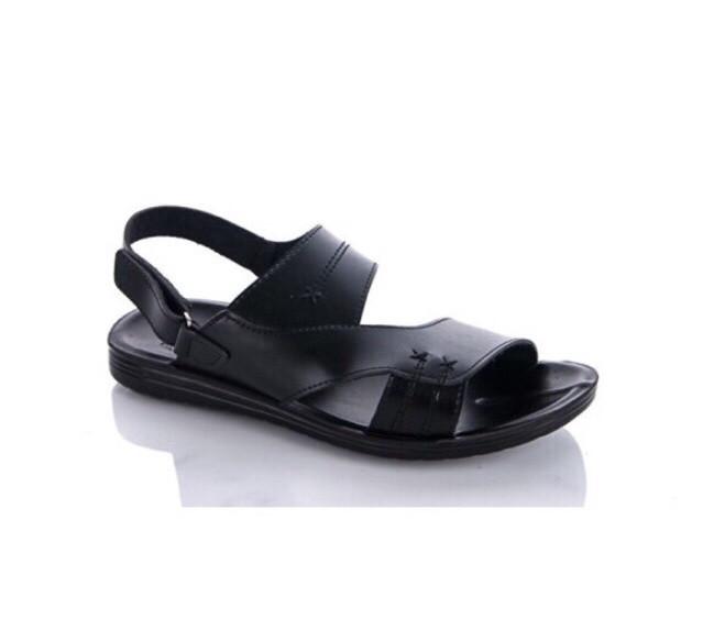 Сандалии мужские Bento 8653 черные