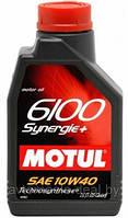 MOTUL 6100 Synergie+ 10W-40 2л