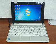 "Нетбук Acer One ZG5 10.1"" Intel Atom 1,6GHZ, Intel HD 249Mb, 1.5Gb ОЗУ, 16 Gb"