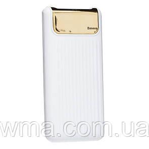 Power Bank (внешний аккумулятор) (внешний аккумулятор) Baseus PPYZ-C Thin QC3.0 10000 mAh Цвет Белый, 02