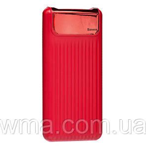 Power Bank (внешний аккумулятор) Baseus PPYZ-C Thin QC3.0 10000 mAh Цвет Красный, 09