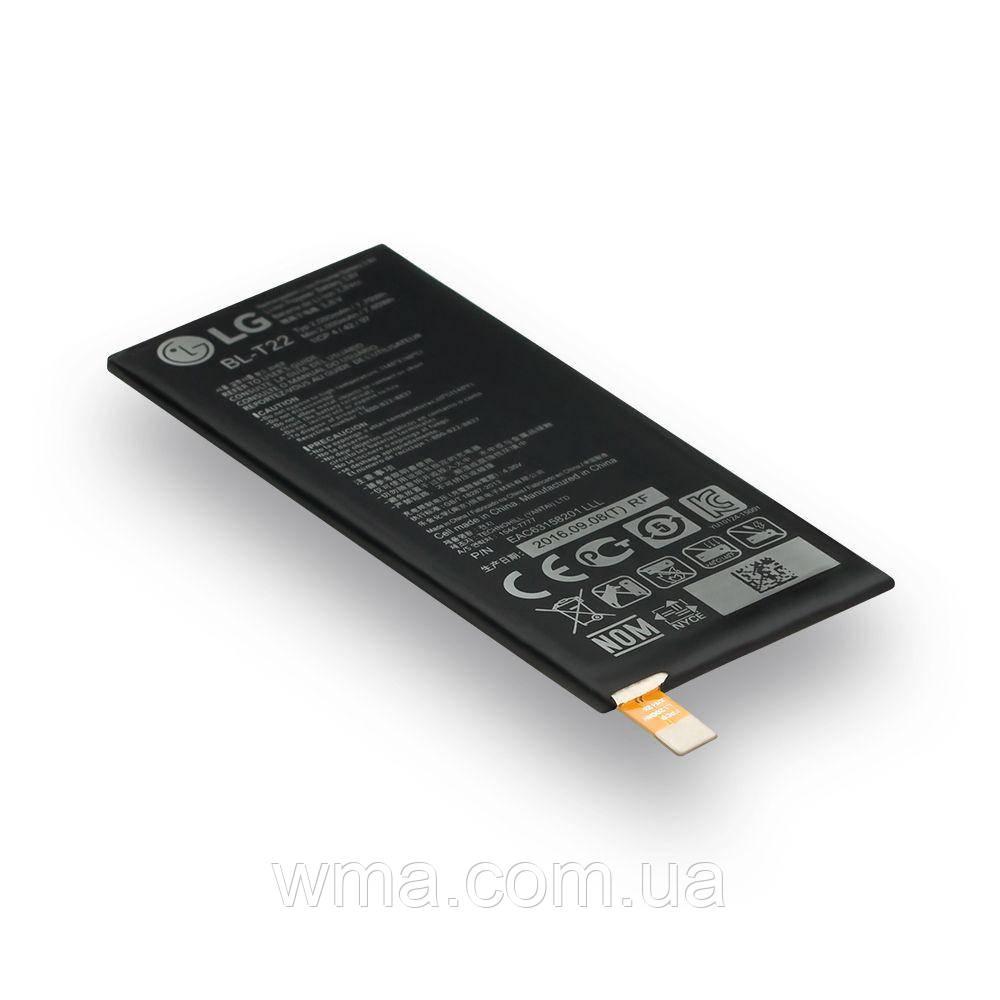 Аккумулятор LG BL-T22 / H650E Классы акб AAAA