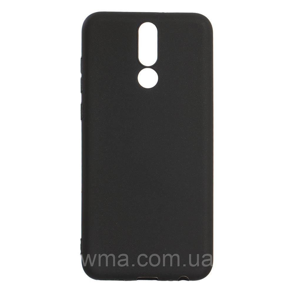 Задняя Накладка Joy Huawei Mate 10 Lite Цвет Чёрный