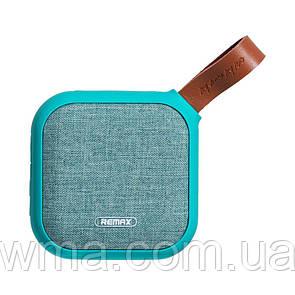 Колонка Remax RB-M15 Цвет Бирюзовый