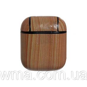 Футляр Для Наушников Airpod Wood Цвет 02