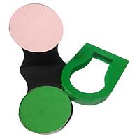 Мелки для временной окраски волос, зеленый, фото 1