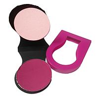 Мелки для временной окраски волос, розовый, фото 1