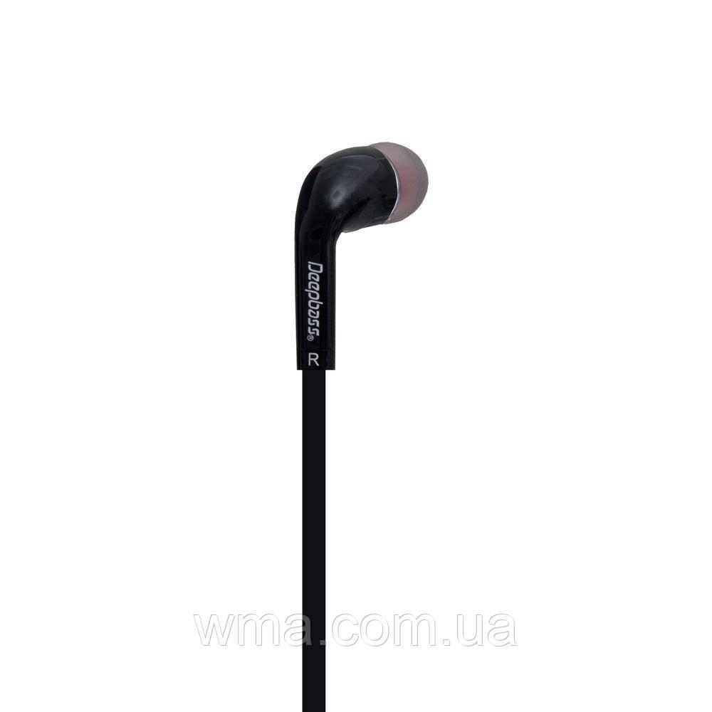 Наушники Deepbass D-01 Цвет Чёрный
