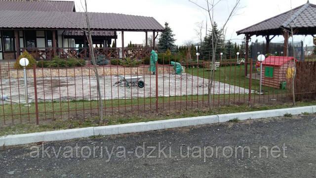 композитный бассейн ― подготовка места установки2