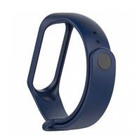 Ремешок Silicone Xiaomi Mi Band 3 dark blue