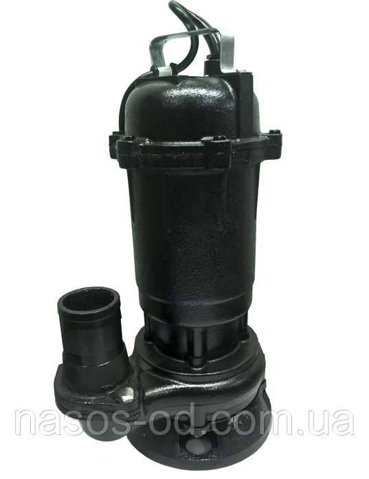 Фекальный насос Rudes DRF750 0.75кВт Hmax12м Qmax233л/мин (без поплавка)