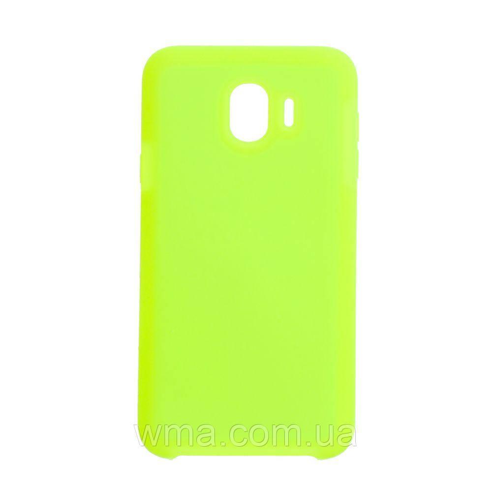 Чехол для телефонов (Смартвонов) Силикон Case Original for Samsung J4 2018 Цвет 39